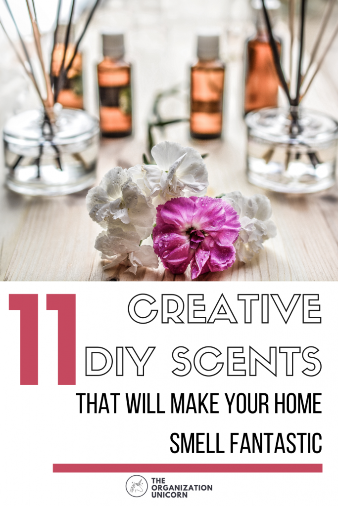 11 DIY Creative Scents to make Your Home Smell Amazing