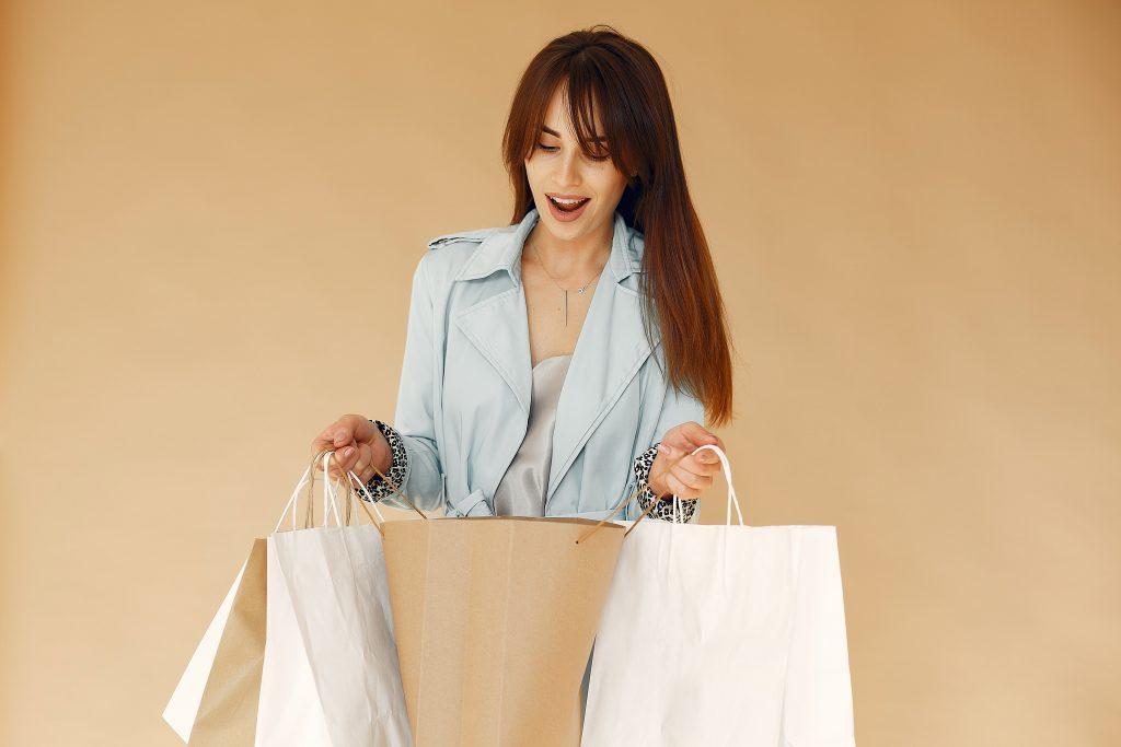Spend less money on frivolous items
