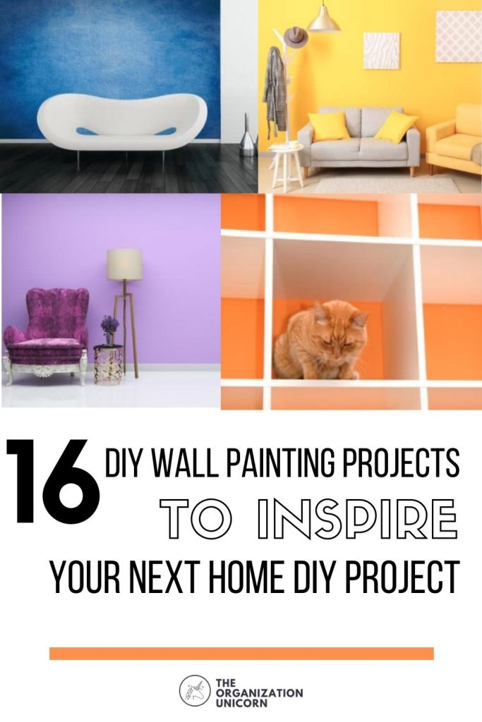 wall painting projects diy